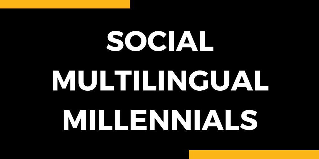 Social Multilingual Millennials - DLG Media - Multicultural America