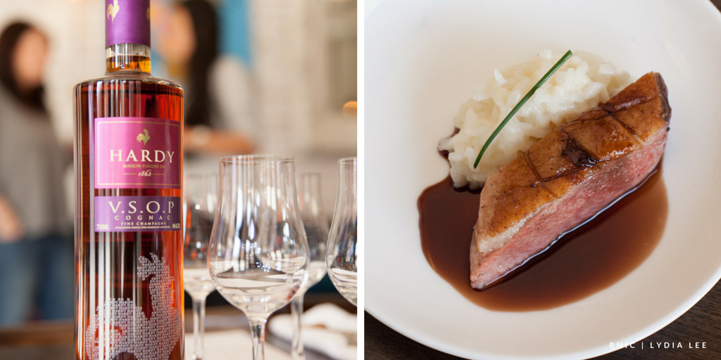 Cognac and Food Pairing - Duck Breast