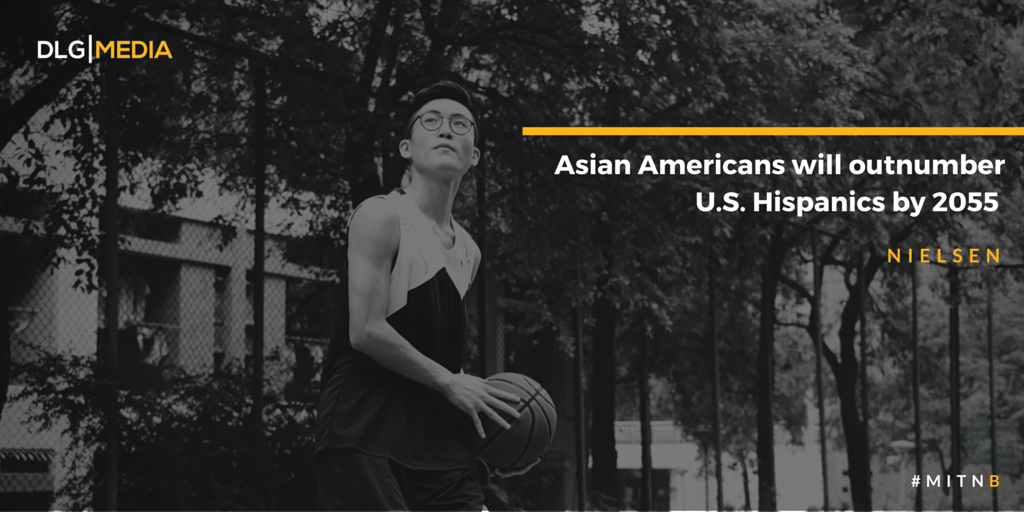Asian Americans will outnumber U.S. Hispanics by 2055