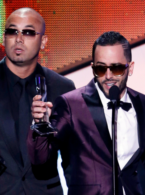 Wisin And Yandel Reunite And Take Social Media By Storm