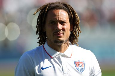 USMNT midfielder Jermaine Jones