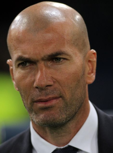 Is Zinedine Zidane a World Class Manager?